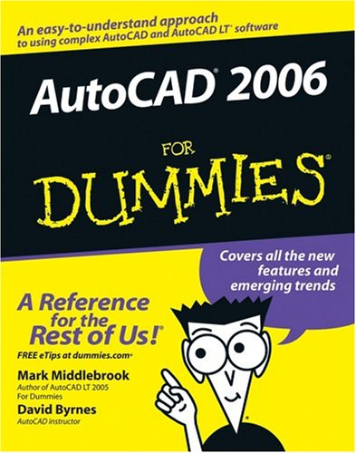 AutoCAD 2006 For Dummies (English Edition)