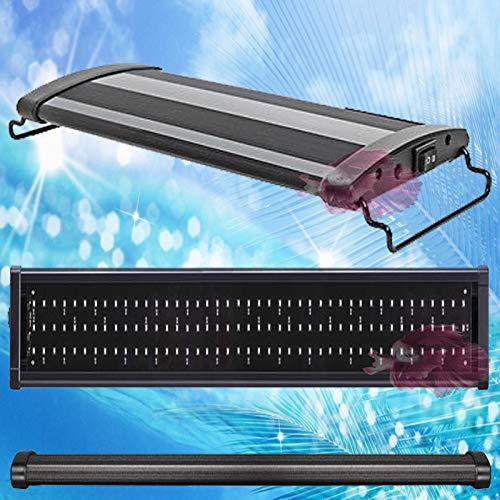 PANTALLA DE LUZ LED PARA ACUARIO 120-150CM PANTALLAS LUZ LED DE ACUARIO LUZ LED