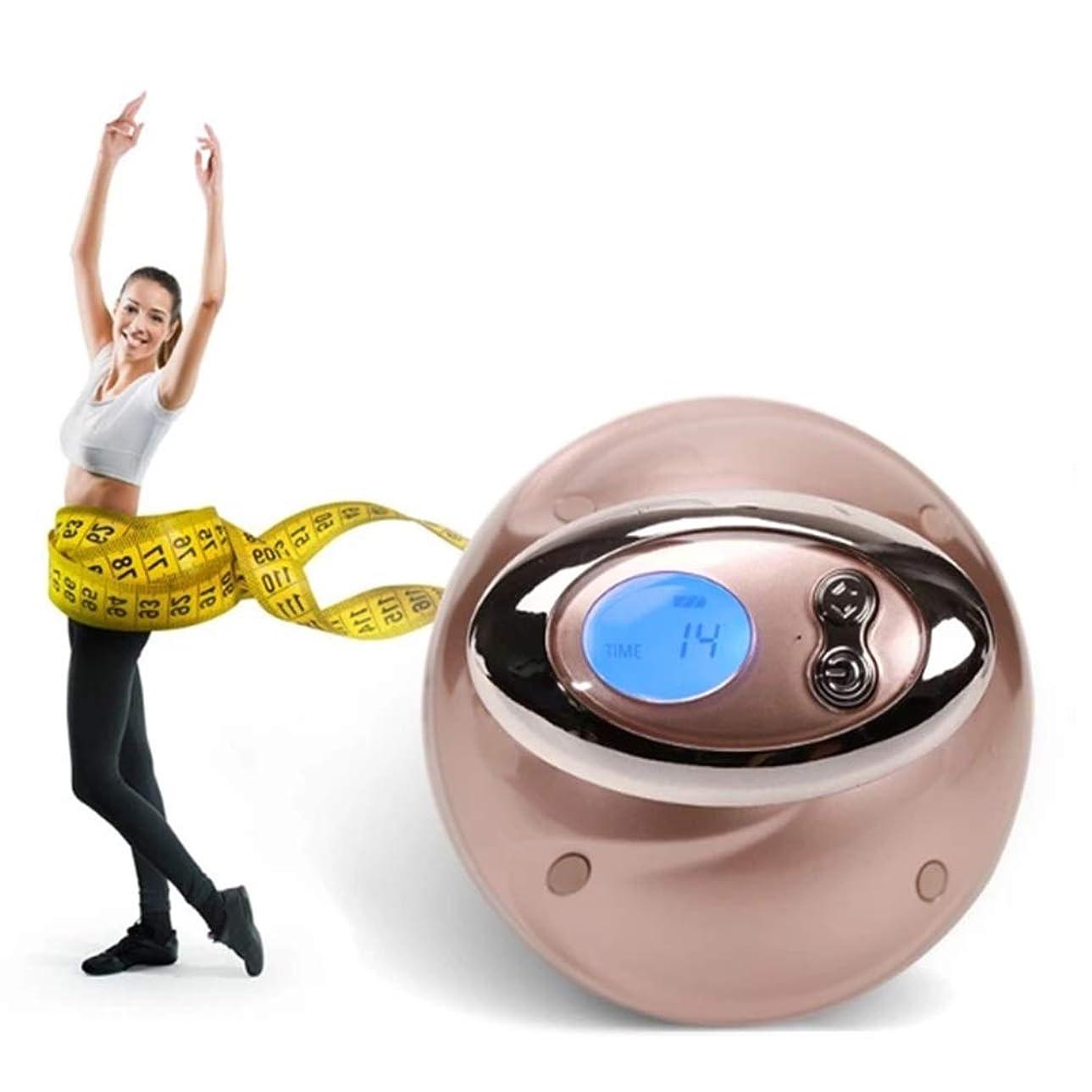 空のサイズキノコ脂肪除去機、セルライト低減肌引き締め装置、ボディ痩身マッサージ、肌引き締め、減量超音波減量、EMS赤外線光振動超音波