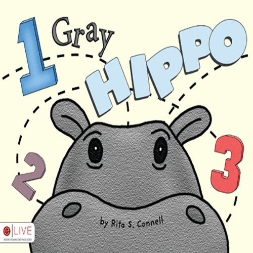 One Gray Hippo audiobook cover art