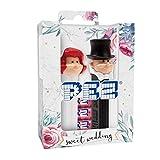 PEZ Braut & Bräutigam Twinpack (2 PEZ Spender + 4 PEZ Bonbons á 8,5g)