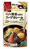 モランボン ごろごろ野菜で作る スープカレー用スープ 750g ×10袋
