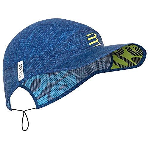 Compressport Pro Racing Cap Blue Default