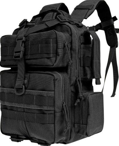 Typhoon Backpack Black 0529-B