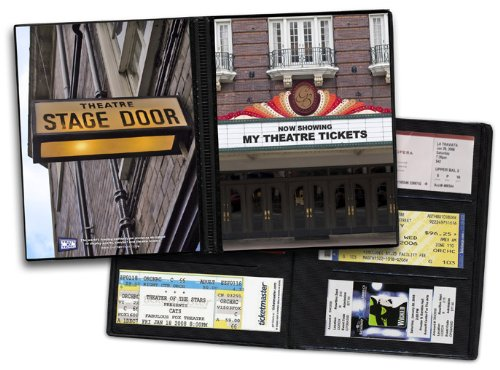 This gift ideas for a broadway/musical theatre lover will help them finally show off these keepsakes.