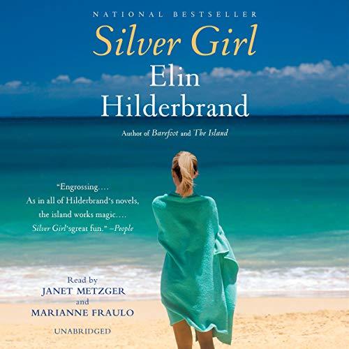 Silver Girl Audiobook By Elin Hilderbrand cover art