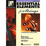 Hal Leonard Essential Elements 2000 for Strings Cello with CD Book 2, Cello