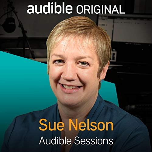 Sue Nelson audiobook cover art