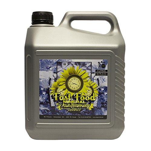 Engrais / Additif pour la Croissance et la Floraison BAC Fast Food Mineral (4L)