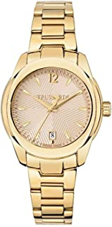 Trussardi Women's T01-LADY Watch Yellow