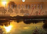 Landschaften im Licht - malerisch und verzaubernd (Wandkalender 2022 DIN A4 quer): Einzigartige Lichtstimmungen, eingefangen in meisterhaften Landschaftsaufnahmen. (Monatskalender, 14 Seiten )