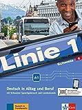 Linie 1 Schweiz A1: Deutsch in Alltag und Beruf mit Schweizer Sprachgebrauch und Landeskunde. Kurs- und Übungsbuch mit DVD-ROM (Linie 1 Schweiz: ... mit Schweizer Sprachgebrauch und Landeskunde)