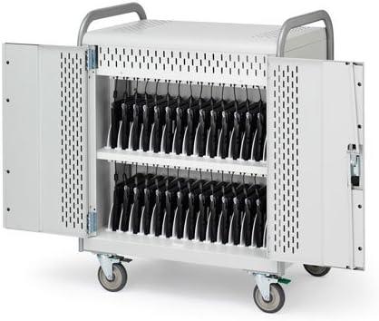2NV1592 - Bretford Ranking TOP9 Basics Charlotte Mall MDMLAP30 Laptop Netbook Cart 30-Unit