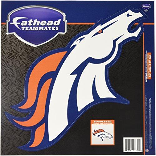 NFL Indianapolis Colts Logo Fathead Wandtattoo, 38,1 x 30,5 cm