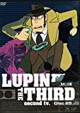 LUPIN THE THIRD second tv,DVD Disc25