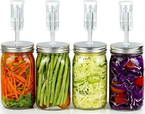 Fermentation Kit for Wide Mouth Jars