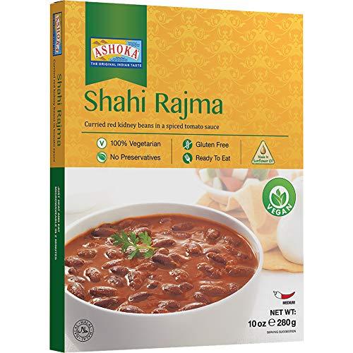 ASHOKA Instant Shahi Rajma, 10er Pack (10 x 280 g)