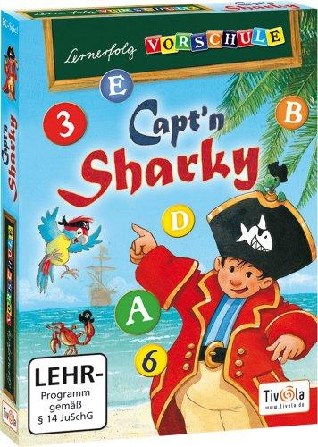 Lernerfolg Vorschule: Capt\'n Sharky