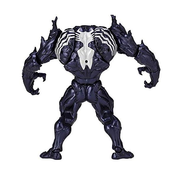 Venom Eddie Brock Venom Figura de acción Modelo de Juguete para niños Juegos Decoración Juguetes para niños para niños… 2