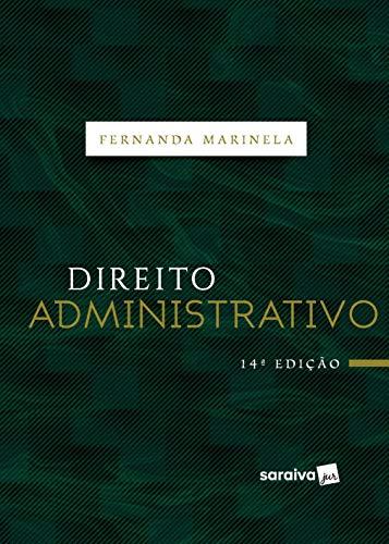 Direito Administrativo - 14ª edição de 2020