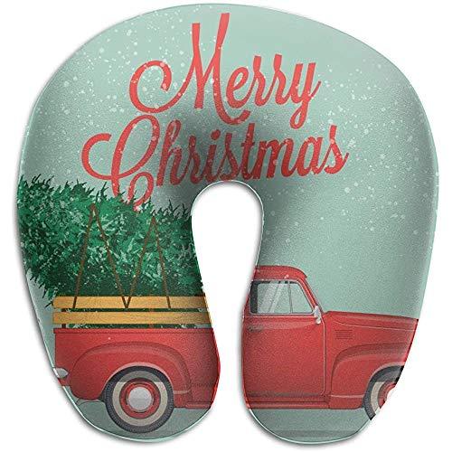 Warm-Breeze Cuscino Pick-up Etro in Memory Foam con Pickup e Cuscino a Forma di U con Cuscino da Viaggio ergonomico