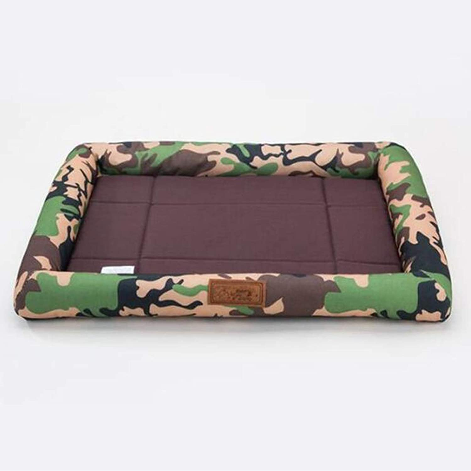 Dog Mat Resistant Bite Four Seasons Pet Sleeping Mat Suitable for Medium Dog Cat Mat Supplies