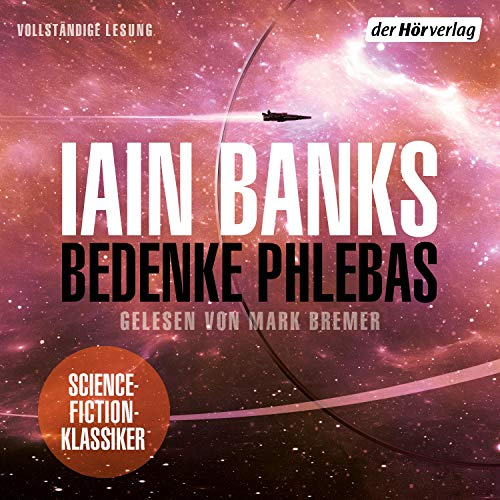 Bedenke Phlebas audiobook cover art