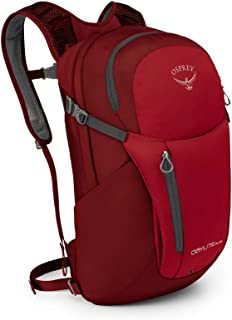 Osprey Daylite Plus Laptop Backpack One Size Real Red