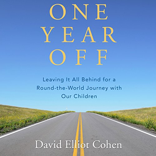 One Year Off audiobook cover art