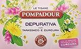 Pompadour Tisana Depurativa - 18 filtri - (confezione da 3)
