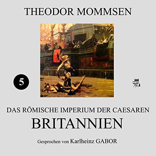 Britannien audiobook cover art
