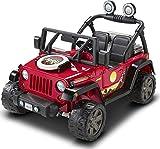 Power Wheels BBQ Fun Jeep Wrangler 12V Battery powered Ride on Vehicle...