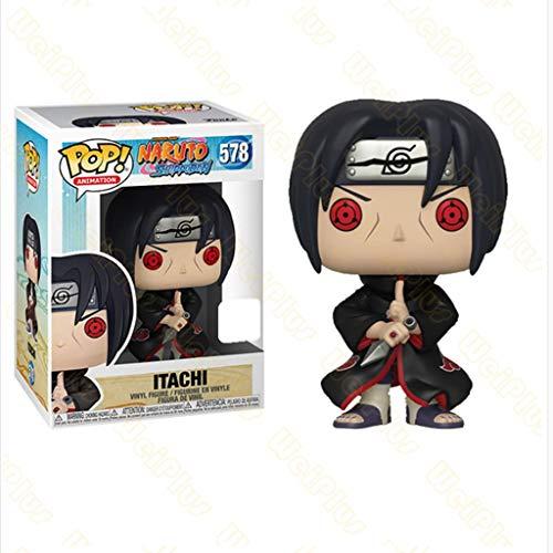 PLL Naruto: Itachi POP-Abbildung Modell-Dekorationen Naruto Shippuden-Sammlung
