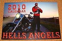 本物 ヘルズエンジェルズ 2010年版 ヨーロッパ ドイツ カレンダー HELLS ANGELS ヘルズエンジェルス ハーレーダビッドソン コレクション