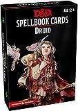 Spellbook Cards: Druid (Dungeons & Dragons)