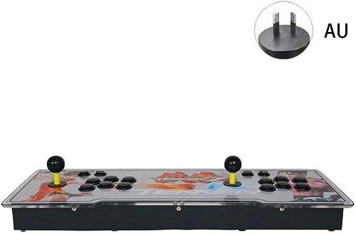 Augneveres Spiel Konsole Pandoras Box Game Konsole Arcade Spiele Game Joystick 2177 in 1 3D HD-Spiele   Volles HD1080-Video   Spielsteuerung für 2 Spieler   HDMI VGA USB