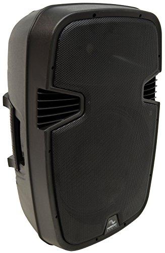 "Harmony Audio HA-L15BA Pro DJ Live Series Bluetooth 15"" Powered 1200W PA Speaker"