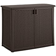 Suncast Elements Outdoor Wide Cabinet - 40