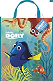 Large Plastic Finding Dory Goodie Bag, 13' x 11'