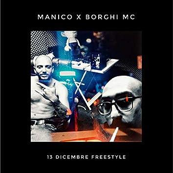 13 Dicembre Freestyle (feat. Borghimc)