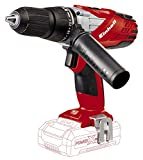 Einhell Perceuse Visseuse à percussion sans fil sur batterie TE-CD 18-2 Li-i Solo Power X-Change (18 V, Couple 48 Nm,Vissage, Percage, Percussion) VERSION SOLO, LIVRE SANS BATTERIE NI CHARGEUR