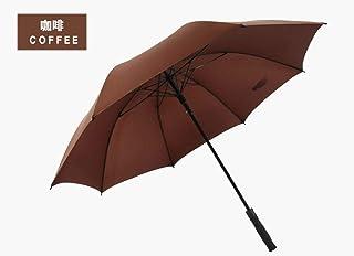 Business Automatic Umbrella Male Long Handle Sun Umbrella, Long Handle Straight Umbrella, Men and Women Umbrella, Dual-use Umbrella
