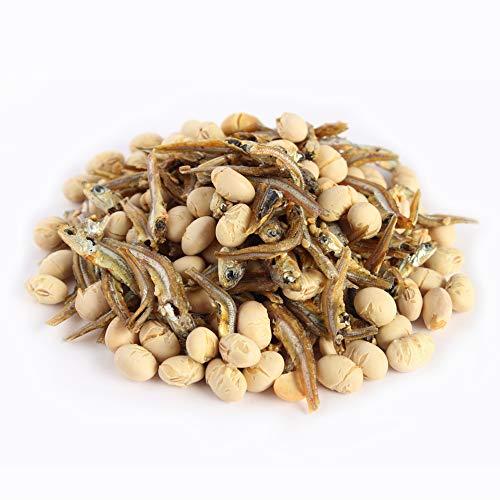 いりこ大豆1kg 南風堂 業務用大袋 九州産大豆と国産小魚のミックス