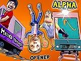 Hello Neighbor Alpha 4 Choo Choo Trains And Boo Boo Thangs FGTteeV Part 2