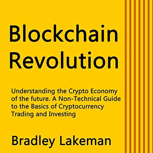 Blockchain Revolution cover art