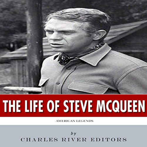 American Legends: The Life of Steve McQueen cover art