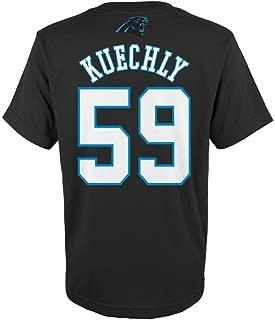 Luke Kuechly Carolina Panthers Youth Mainliner Jersey Name and Number T-Shirt