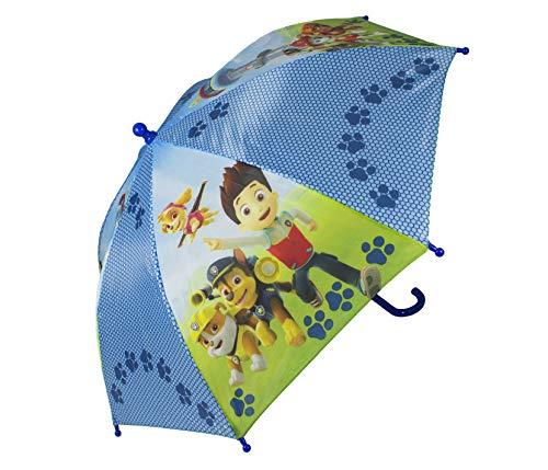Paraguas Patrulla Canina para niño. Paraguas Azul Patrulla Canina. Paraguas de Niño...