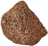 Sera 32356 Rock Red Lava S/M - Piedra de Lava para Acuario (de 8 a 15 cm), Color Rojo
