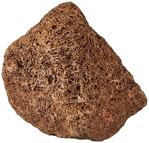 sera Rock Red Lava S/M 8 - 15 cm - Dunkelroter Lavastein mit poröser Oberfläche